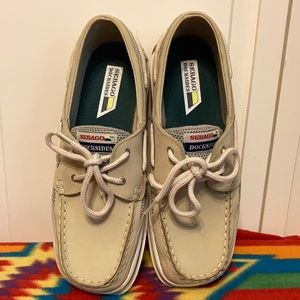 Sebago Docksides Boat Shoes Size 7.5